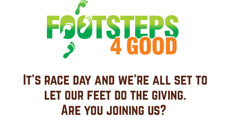 Footsteps 4 Good