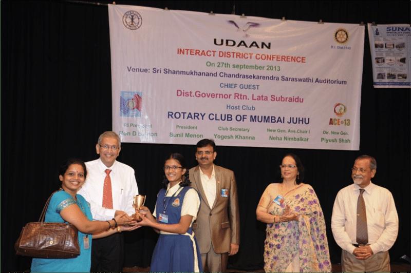 Rotary Club of Mumbai Juhu Charitable Trust