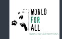 World For All Animal Care & Adoptions