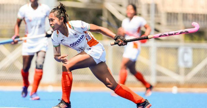 Sushila Chanu (Source: Hockey India)